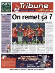 2008-01-26  Lille-PSG (23ème L1, Tribune Losc N°68)