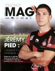 Programme  Nice-PSG  2012-13