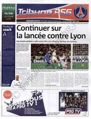 2008-11-22  PSG-Lyon (15ème L1, Tribune PSG N°6)