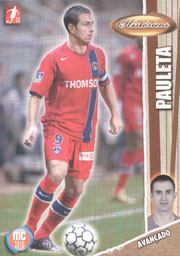 N° 140 - Pedro Miguel PAULETA (Recto)
