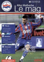2008-04-19  Caen-PSG (34ème L1, Allez Malherbe N°18)