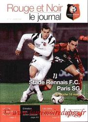 Programme  Rennes-PSG  2006-07