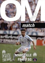 2008-02-17  Marseille-PSG (25ème L1, OM Match N°57)