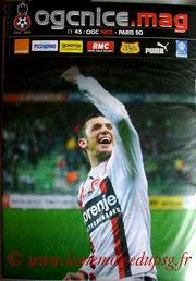 Programme  Nice-PSG  2004-05
