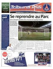 2009-01-18  PSG-Sochaux (21ème L1, Tribune PSG N°9)