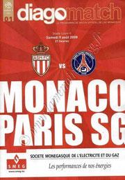 2008-08-09  Monaco-PSG (1ère L1, Diago Match)