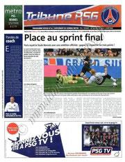 2009-05-03  PSG-Rennes (34ème L1, TribunePSG N° 16)