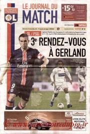 Programme  Lyon-PSG  2006-07