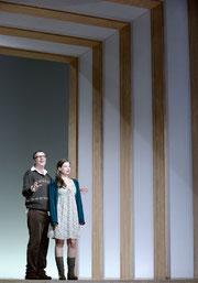 URFAUST - Volkstheater Wien (© HANS KLAUS TECHT (APA))