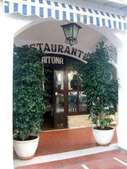 Restaurante favorito en Benidorm