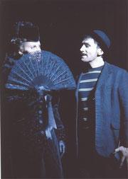 Bruno und Pia Douwes im Theater des Westens, Berlin