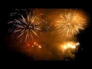 Concours international de feux d'artifice à Decazeville (en août)