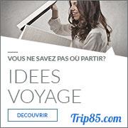 Nos idées de voyage piur choisir votre destination !