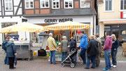 Wochenmarkt in Nienburg