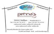 Pehna's restaurant
