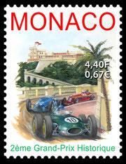 Grand-Prix historiqe Monaco
