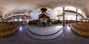 Kirche St. Peter Innenansicht