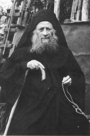 s. Josif l'esicasta del Monte Athos (1898/1959)