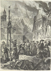 Stadtfeuer Wien 1759