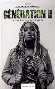 Génération H 3 Chronique littérature roman jeunesse liberté sida drogue musique rock and roll guillaume cherel