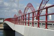 Corrimão em Ponte