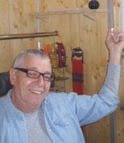 Horst Schwarz, selbst im Rollstuhl und Kreisvorsitzender des VdK Zollernalb