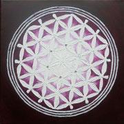 Soul Healing Art by mondavid, Monika David, Energiebild  Blume des Lebens