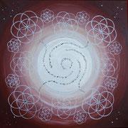 Soul Healing Art by mondavid, Monika David, Herzkraftbild  Herzbild
