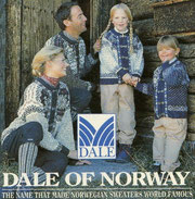 Pulls et veste de Norvège (env. 600 FF)