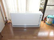蓄熱式暖房