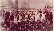 3 класс-первые учителя Кострова О.М., Визгунова Н.А.