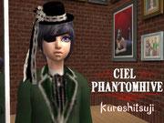 Ciel from Kuroshitsuj & co!