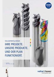 UGT Schaft- u. Eckradiusfräser, voha-tosec Werkzeuge GmbH, TOOLART Maschinen und Präzisionswerkzeuge Österreich,
