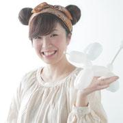 バルーンアーティスト世界チャンピオン野村昌子のプロフィール