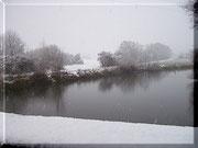 Winter in meiner Stadt