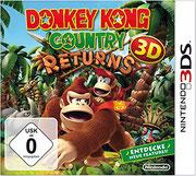 Donkey Kong Nintendo 3DS  beste gute Games Spiele kaufen billig guenstig test tipps erfahrungen meinungen vergleich online bestellen sparen beste gute schnaeppchen