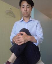 夜行バスで腰が痛い奈良県葛城市の男性