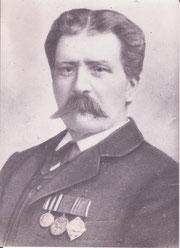Kdt. Anton Hilsenbeck , letzter Kdt der Pflichtfeuerwehr bis März 1912