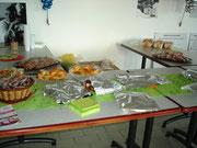 Vente de gâteaux et gourmandises