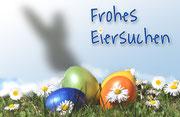Ostern in Sicht