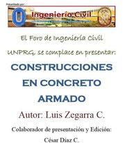 Construcciones con Concreto Armado