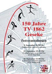 150 Jahre 1862 TV Geseke