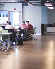 salle de classe informatique pour formation en creation de site internet par e-cime.fr