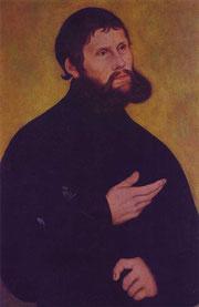 Luther als Junker Jörg