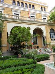 La maison de Joaquin Sorolla, à Madrid, transformée en musée(photo de R. Peuron)