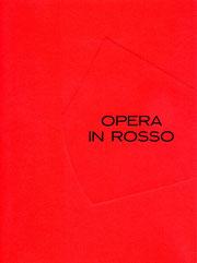 Opera in rosso