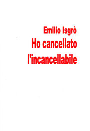 Ho cancellato l'incancellabile