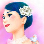 桜Exhibition2013イシイミホ