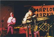 MARLOW MARKAR Konzert BUCHEN