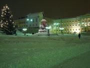 ...and winterwonderland in Helsinki